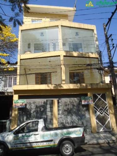 Imagem 1 de 15 de Aluguel Sobrado Comercial Jardim Tranquilidade Guarulhos R$ 2.500,00 - 28593a