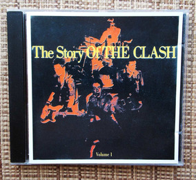 Cd The Clash - The Story Of The Clash