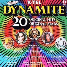 Cd Dynamite - K-tel 1976
