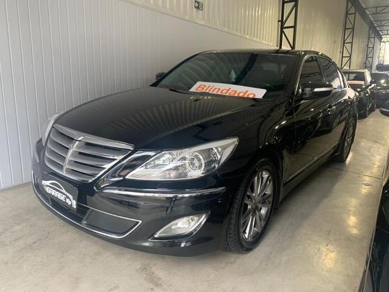 Hyundai Genises 2013 Blindado