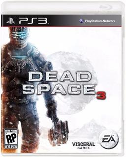 Dead Space 3 - Ps3 - Digital - Manvicio Store