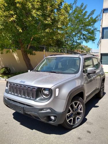 Jeep Renegade 1.8 Longitude At6 Entrega Inmediata