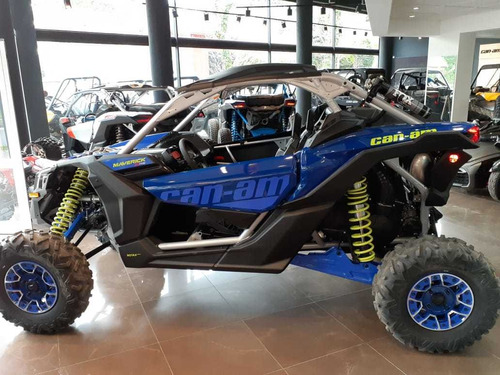Can-am Maverick X3 X Rs Turbo Rr 2020