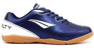 Tênis Futsal Penalty Original Matis 8 Azul Marinho Pixolé