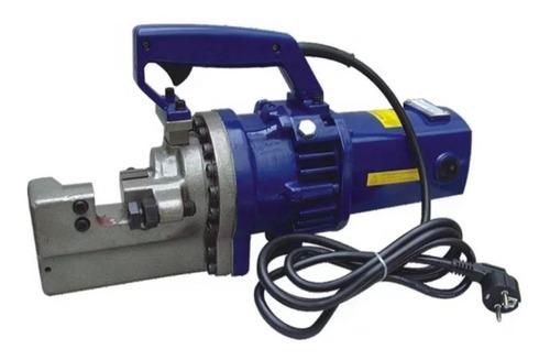 Imagem 1 de 8 de Maquina De Corte Cortar Vergalhão Elétrica 16mm 220v Alicate