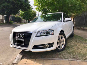 Audi A3 1.4t Mt Blanco Nuevo Led Financio
