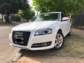 Audi A3 1.4t Mt Blanco Nuevo Led Financio