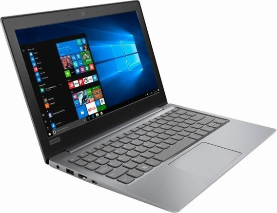 Netbook Lenovo Ideapad Slim 4gb /64gbtela 11,6 W10