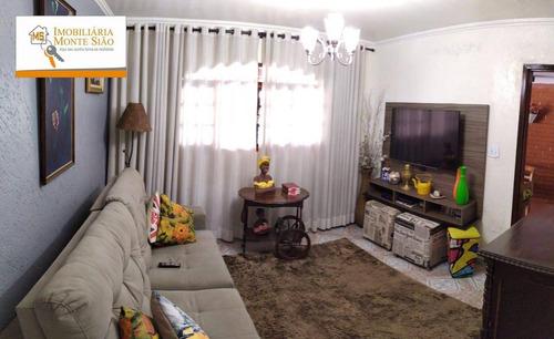 Sobrado Com 6 Dormitórios À Venda, 260 M² Por R$ 430.000,00 - Jardim Santa Vicência - Guarulhos/sp - So0286