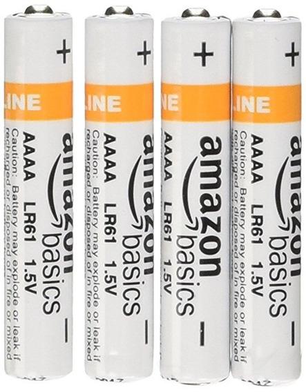 Baterías Alcalinas De Uso Diario Aaaa (paquete De 4)