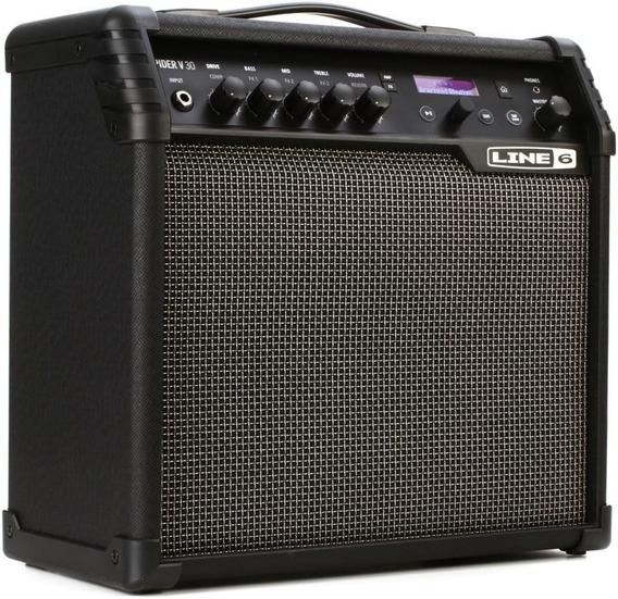 Amplificador Modelador De Efeitos Spider 5 30w - Loja Line 6