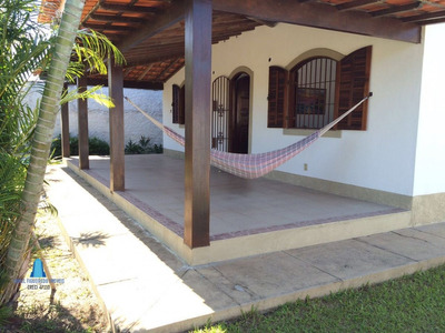 Casa A Venda No Bairro Barbudo Em Araruama - Rj. - 486-1