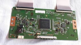 Placa T-con Tv Lg 49uf6800 V15 Uhd 68700-0535c E Philips