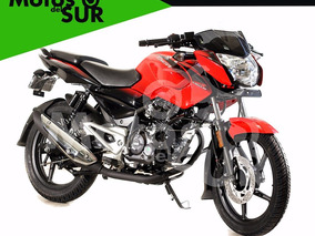 Bajaj Rouser 135 0km Financiacion Motos Del Sur