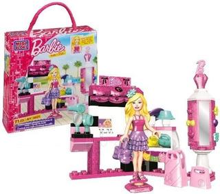 Megabloks Barbie Construye Con Estilo Set Juego Para Armar
