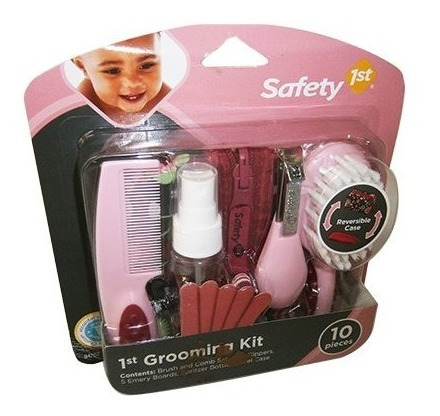 Set De Higiene  Para Bebes Con Estuche Safety