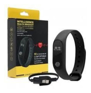 Smart Band Color Negro