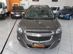 Chevrolet Spin Ltz 2013/2013 1.8 Flex Aut 7 Lug Couro Top