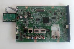 Placa Principal +wi-fi 28mt49s-ps Eax67285203(1.0) Semi-nova