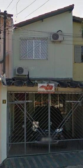 Sobrado Com 2 Dormitórios À Venda, 150 M² Por R$ 340.000 - Planalto - São Bernardo Do Campo/sp - So2437