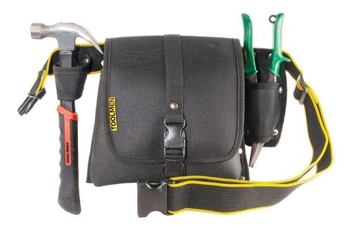 Imagen 1 de 1 de Bolso Cinturon Portaherramientas Durlock Toolmen T937