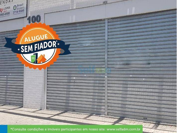 Loja Comercial Para Locação, Centro, São Gonçalo. - Lo0011