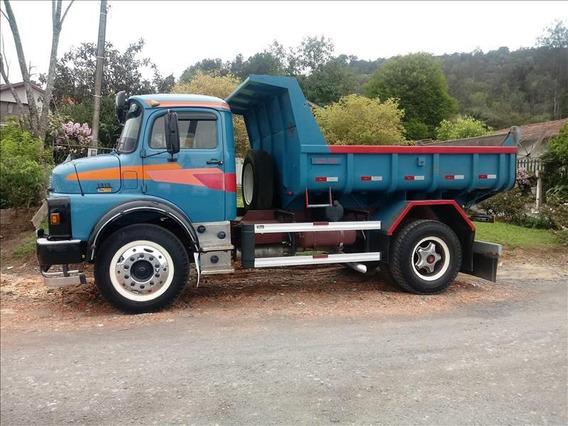 Caminhão Mb 1313 Ano 1980 Caçamba Dirção Fone 14.99815.4830