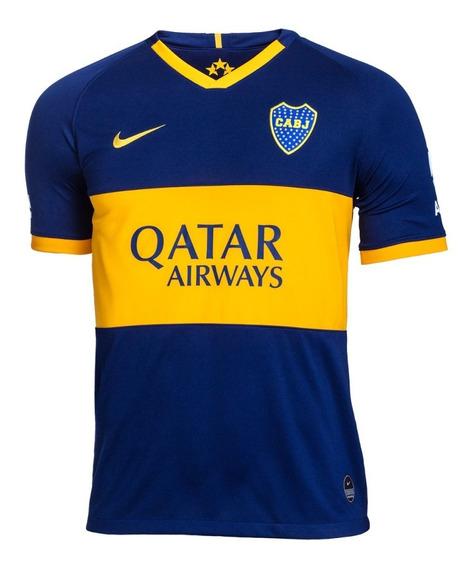 Camiseta Boca Juniors 2019 Titular + Numero Nombre