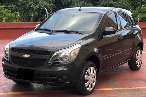 Chevrolet Agile 1.4 Lt Spirit 2013