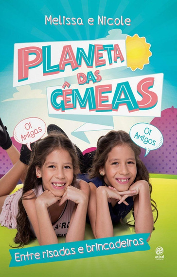 Livro Planeta Das Gêmeas: Entre Risadas E Brincadeiras