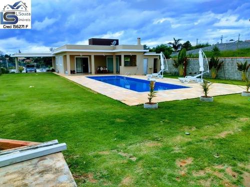 Imagem 1 de 15 de Chácara Para Venda Em Pinhalzinho, Zona Rural, 3 Dormitórios, 2 Suítes, 6 Vagas - 1146_2-1186082