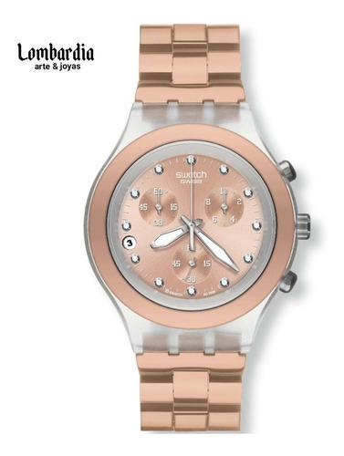 Reloj Swatch Svck 4047 Ag, Envío Gratis A Todo El País.