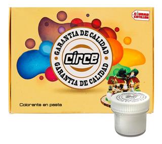 Colorante Vegetal En Pasta Circe 15 Grs. - Ciudad Cotillon