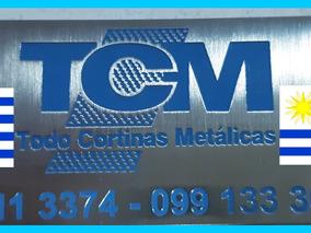 Cortinas Metálicas,para Casas,comercios,containers,industria