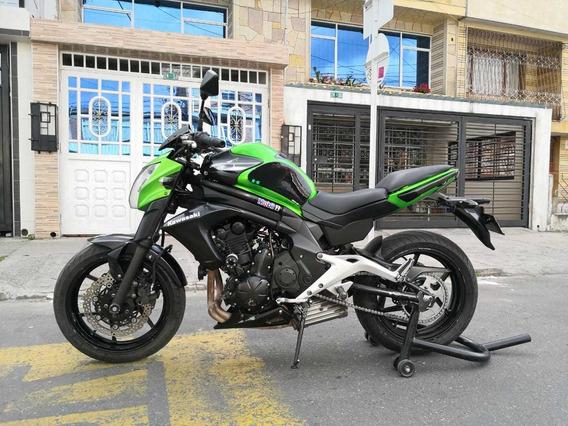 Kawasaki Er6n Modelo 2013