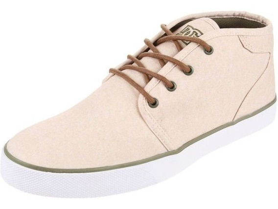 Zapatilla Beige Dc Shoes Studio Mid Se