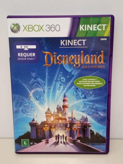 Disneyland Adventures Xbox 360 Mídia Física Original Kinect
