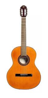 Guitarra Criolla Antigua Casa Nuñez T30eqch Con Eq