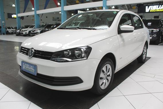 Volkswagen Voyage 1.0 Totalflex 4p Manual - 2013 - Branco