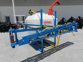 Aspersora Fumigadora De 500 Lts Para Tractor Marca Swissmex