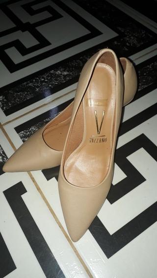 Sapato Scarpan Semi Novo Numero 34