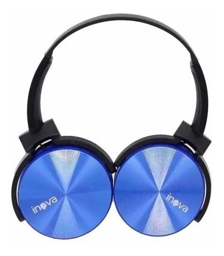 Imagem 1 de 2 de Headphone Bluetooth Inova