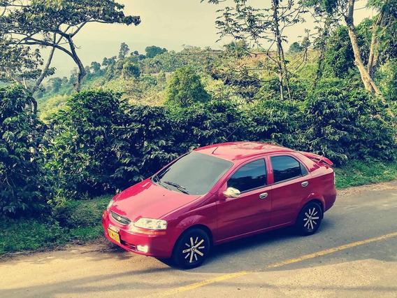 Chevrolet Aveo 2011 1.5 Family