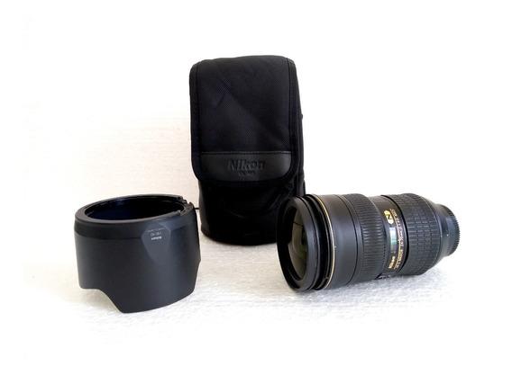 Lente Nikon 24-70mm 1:2.8 G Ed N
