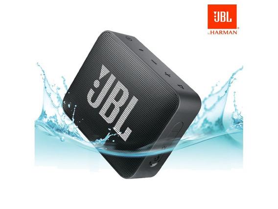 Caixa De Som Jbl Go 2 Bateria 730 Mah Bluetooth
