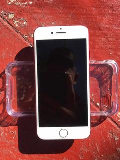 Celular iPhone 7 Red 128gb Perfecto Estado $5000