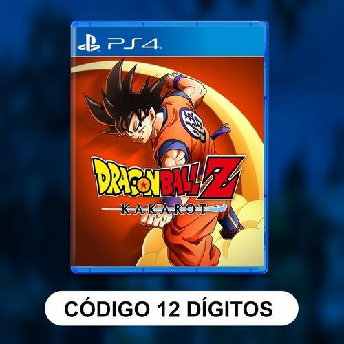 Dragon Ball Z: Kakarot Ps4 Psn Envio Digital Original