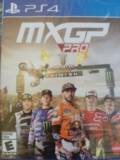 Mxgp Pro Monster Energy Finish Ps4 Sellado Delivery Stock Ya