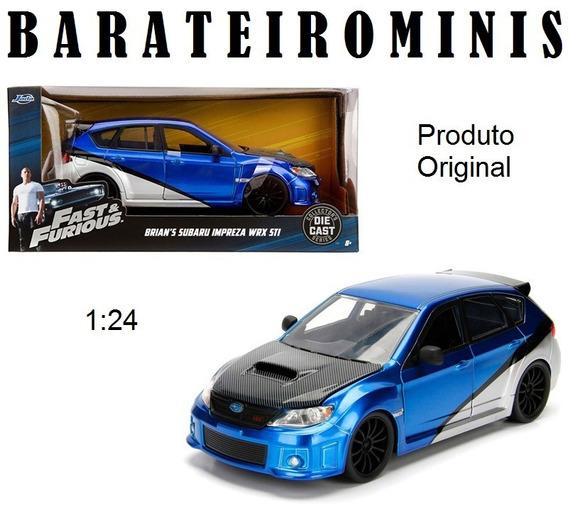 1:24 Subaru Impreza Brian