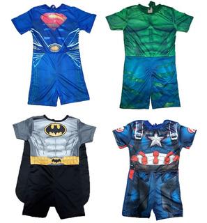 Kit Super Herois ( 04 Fantasias ) A Escolha